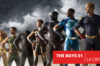 The Boys saison 1 : God blesse America