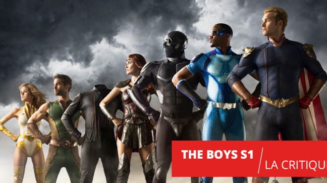The Boys saison 1 : God blesse America