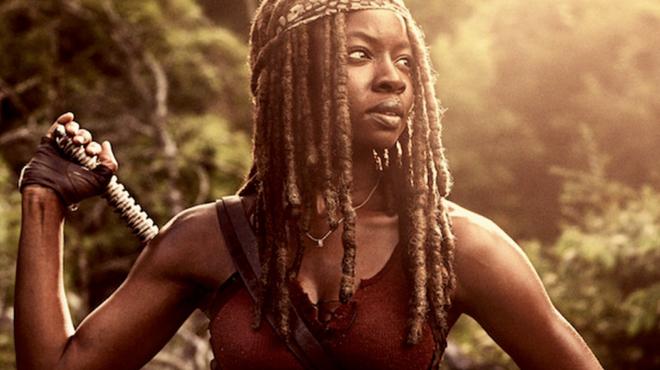 The Walking Dead : Danai Gurira (Michonne) confirme qu'elle quitte la série