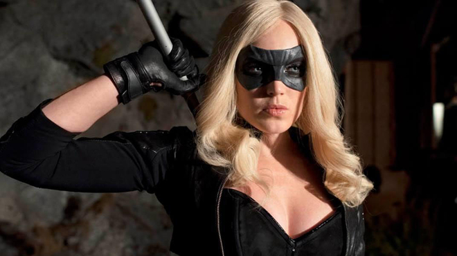Arrowverse: Caity Lotz de nouveau en Black Canary après le crossover?