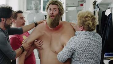 Avengers Endgame : découvrez la transformation de Chris Hemsworth (vidéo)