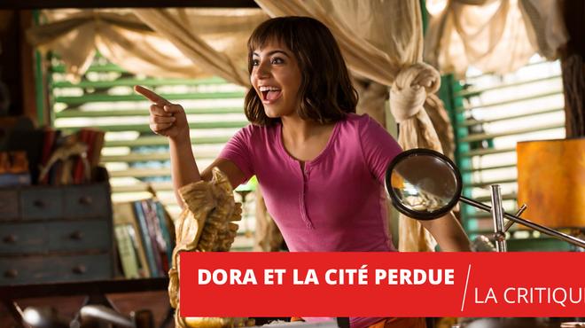 Dora et la Cité perdue : aventure familiale sans saveur