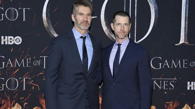 Les créateurs de Game of Thrones signent un énorme deal avec Netflix