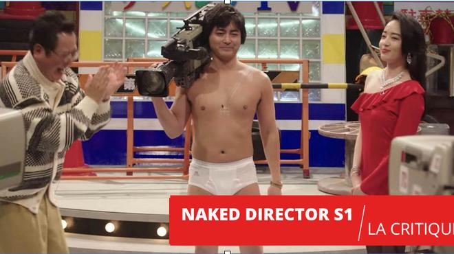 The Naked Director : le porno japonais fait son trou sur Netflix