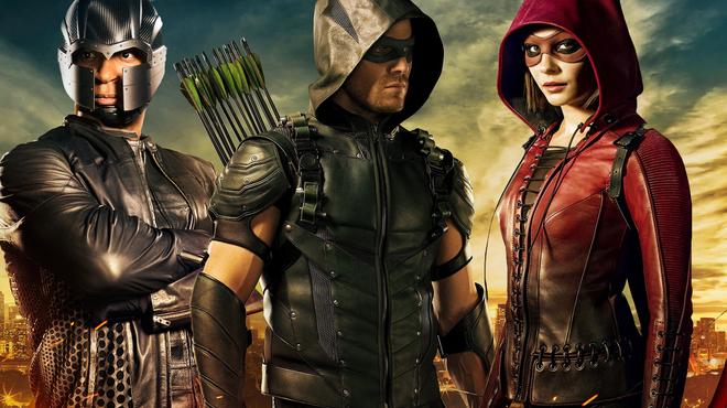 Arrow : [SPOILER] de retour sur les photos de la dernière saison
