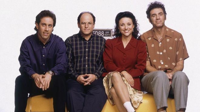 Netflix récupère les droits de diffusion de Seinfeld