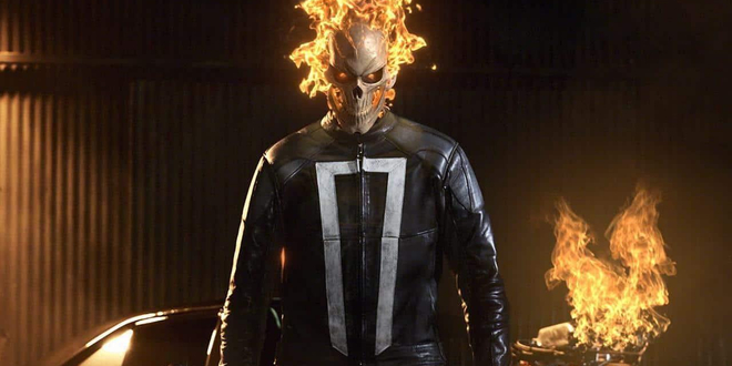 Ghost Rider : Hulu annule la série Marvel