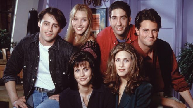 La jolie surprise de Google pour les 25 ans de la série Friends