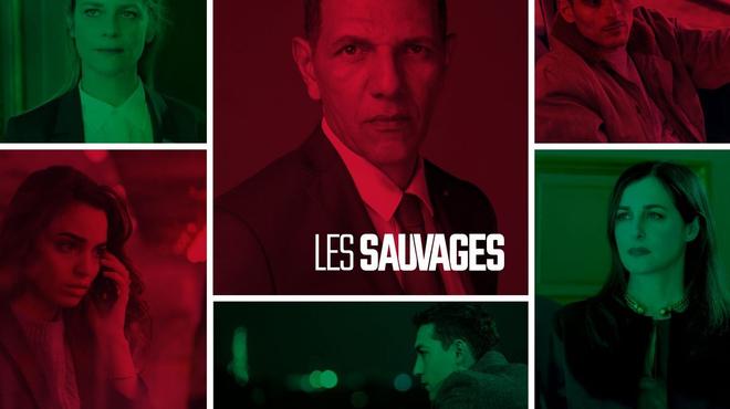 Les Sauvages : rencontre avec l'équipe de la Série de Canal +