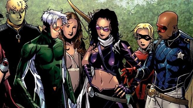Les Young Avengers pourraient rejoindre le MCU avec une série Disney+