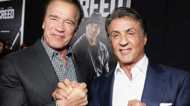 Rambo Last Blood : Arnold Schwarzenegger a un message pour Sylvester Stallone