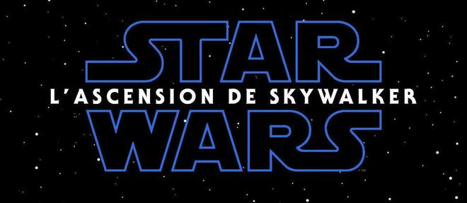 Logo de Star Wars 9