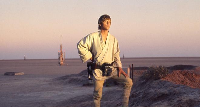 Luke Skywalker (Star Wars épisode 4)