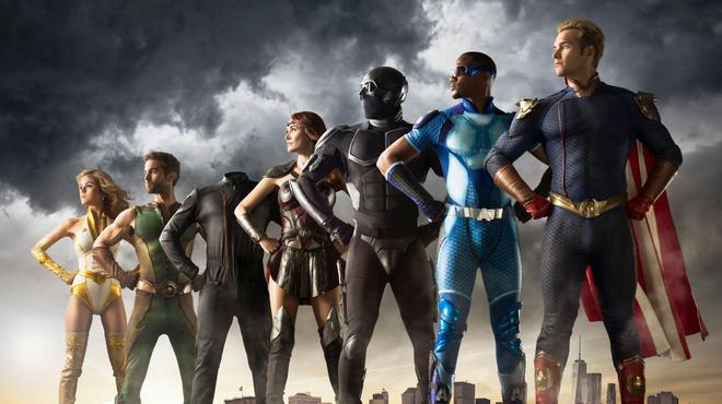 The Boys plus forte que les séries Marvel Netflix