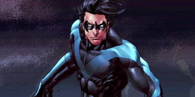 Titans : Nightwing devrait arriver dans la saison 2