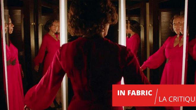 In Fabric : un film d'horreur singulier sur une robe tueuse