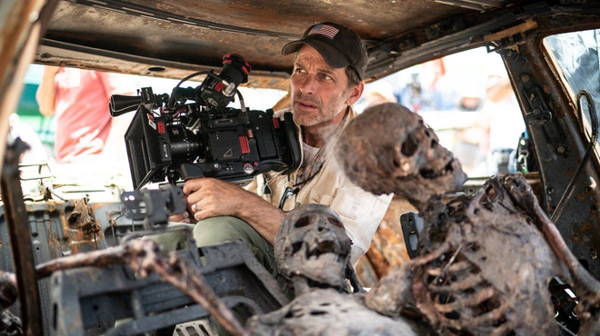Army of the Dead : tournage terminé pour le film Netflix de zombies de Zack Snyder