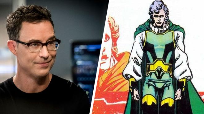 Arrowverse: Le costume de Tom Cavanagh en Pariah dévoilé pour le crossover