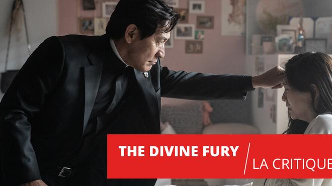 The Divine Fury : de prêtre à super-héros il n'y a qu'un pas
