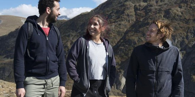 Debout sur la montagne : rencontre avec Izia Higelin