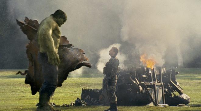 Edward Norton avait présenté L'Incroyable Hulk comme une histoire sombre en deux parties