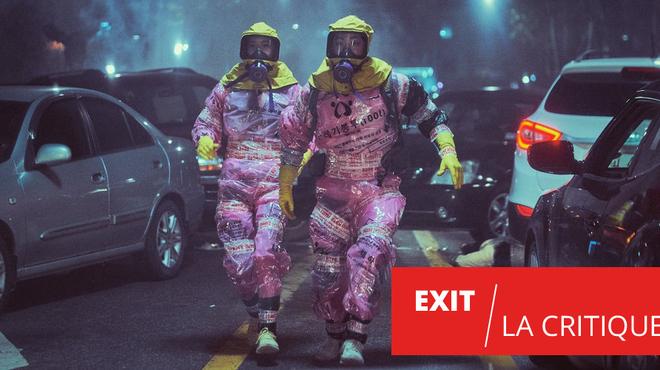 Exit : une course contre la brume