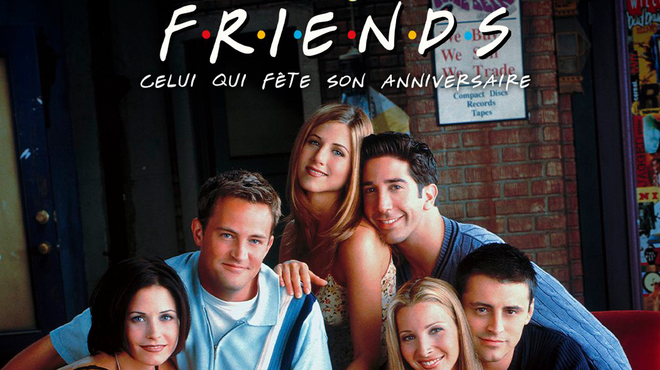 Friends : la série arrive au cinéma en France le 6 décembre