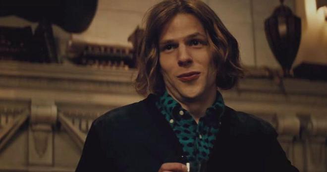 Jesse Eisenberg aimerait beaucoup revenir en Lex Luthor