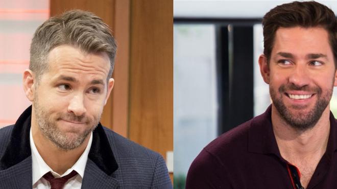 Ryan Reynolds et John Krasinski réunis dans une comédie fantastique