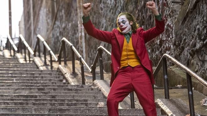 Joker : les escaliers du film deviennent un lieu touristique