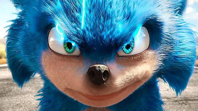 Film Sonic : le look du hérisson a été amélioré