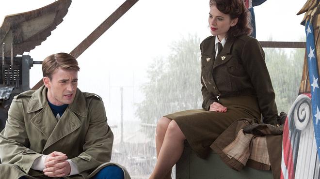 Le vieux Captain America était-il annoncé dans Le Soldat de l'Hiver ?