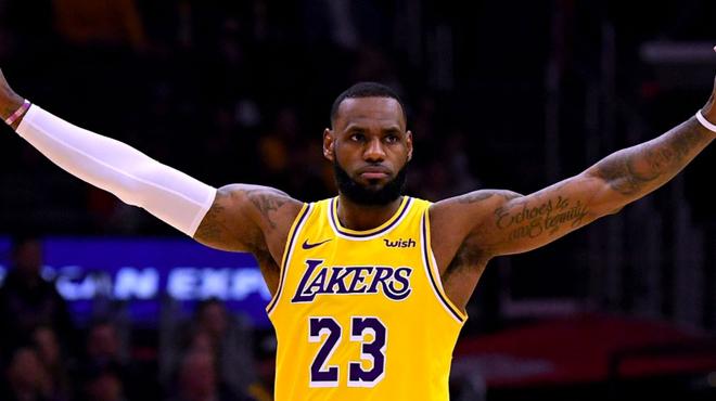 Becoming : LeBron James va produire un docu-série pour Disney+