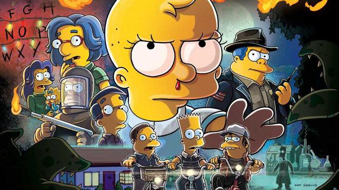 Les Simpson : premières images du Special Halloween et 666ème épisode