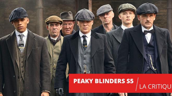 Peaky Blinders : la fascinante descente aux Enfers de la saison 5