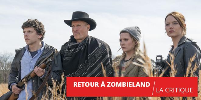 Retour à Zombieland : des retrouvailles réjouissantes