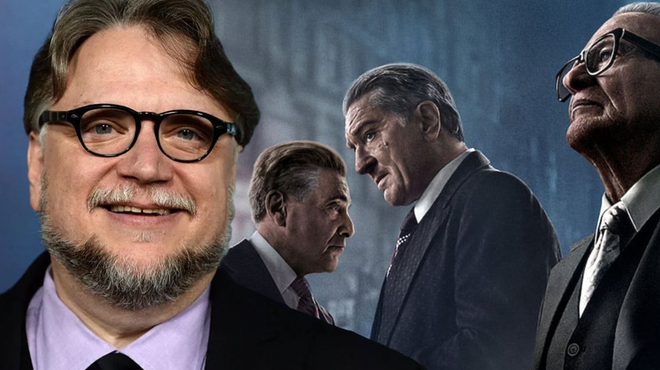 The Irishman : Guillermo del Toro a adoré le film de Scorsese