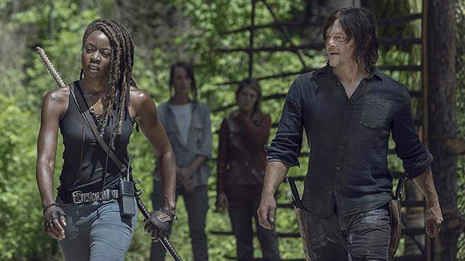 The Walking Dead : la saison 11 est confirmée