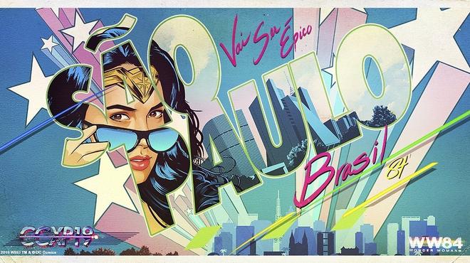 Wonder Woman 1984 : Gal Gadot annonce un premier trailer