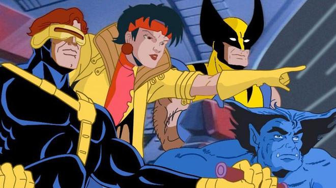 X-Men : la série d'animation au cœur d'un procès