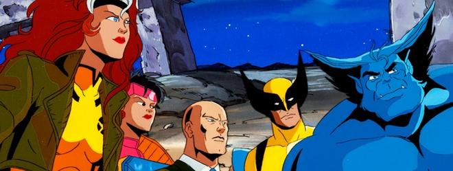 Série d'animation X-Men