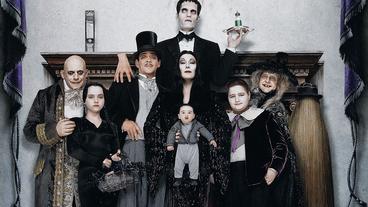 Les Valeurs de la famille Addams : la comédie mortellement hilarante en Blu-ray