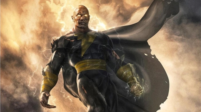 Black Adam : la Justice Society sera dans le film