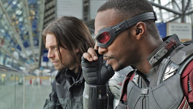 Captain America ne sera pas dans Falcon & The Winter Soldier selon Chris Evans