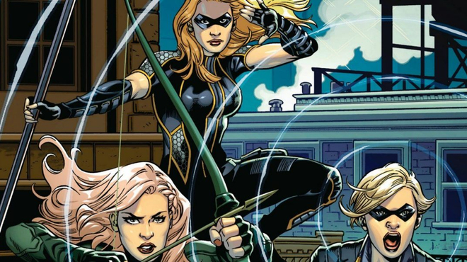 Green Arrow and the Canaries : on sait quand se déroulera le spin-off d'Arrow