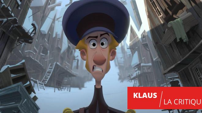Klaus : les origines du mythe de Noël racontées avec beaucoup de sensibilité