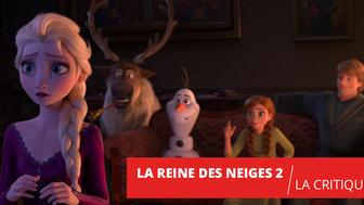 La Reine des Neiges 2 : Elsa a bien grandi