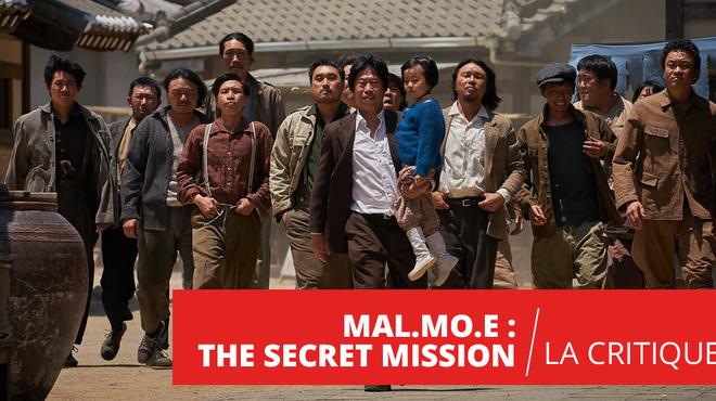Mal.Mo.E The Secret Mission : quand la Corée sauva son langage