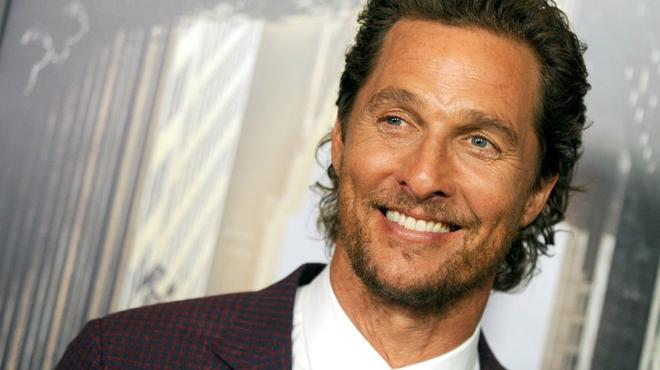 Matthew McConaughey rejoint Instagram pour ses 50 ans