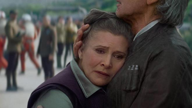Star Wars 9 : Leia (Carrie Fisher) devait être la dernière Jedi